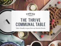 The Thrive Table