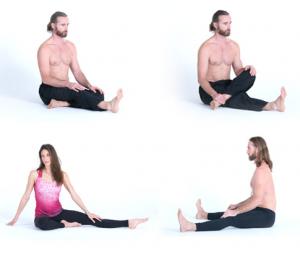 18 måder at sidde på,  som er sunde for dig !