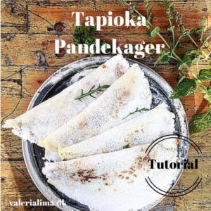 Tapioka Pandekager – Brasiliensk Street Food