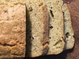 Bread of Græskarkernemel