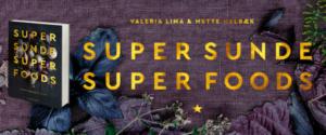 Supersunde Superfood bliver udgivet