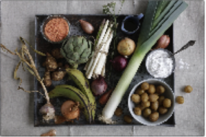 Tarmbakterier svinger med årstiderne. Hvad står der på din menu dette efterår?