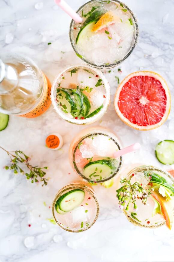 3 sundere Cocktails
